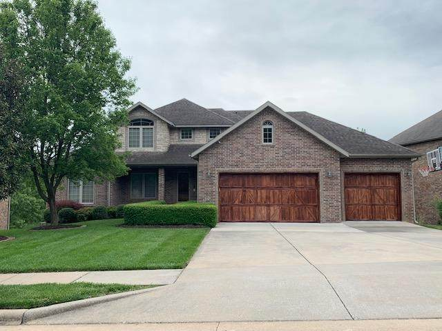 1222 W Stone Meadow Way, Springfield, MO 65810 (MLS #60180916) :: United Country Real Estate