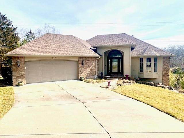 628 Stoneykirk Circle, Branson West, MO 65737 (MLS #60184166) :: Team Real Estate - Springfield