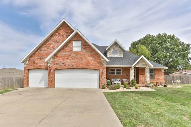 88 Holly Ridge Road, Willard, MO 65781 (MLS #60186039) :: Team Real Estate - Springfield