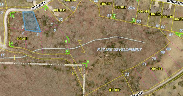 Lot 2 Oleary Dr, Kimberling City, MO 65686 (MLS #60186424) :: Tucker Real Estate Group | EXP Realty