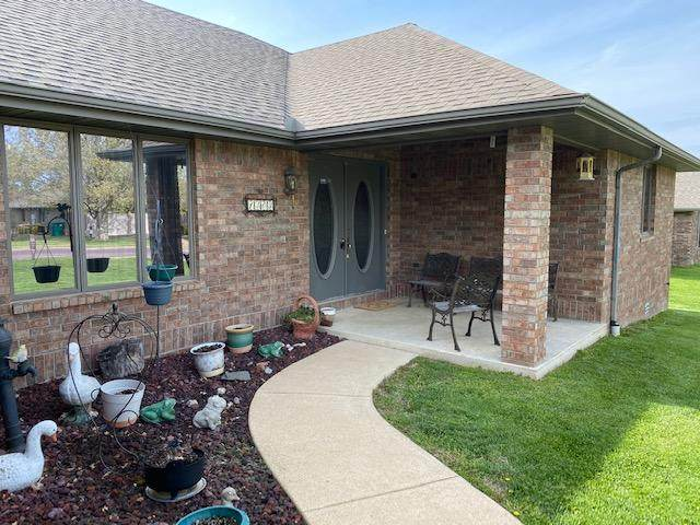 1303 Stonegate Drive, Mountain Grove, MO 65711 (MLS #60188572) :: Tucker Real Estate Group | EXP Realty