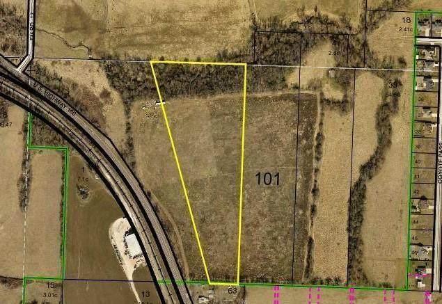 0 W Us Highway 160 Tract 2, Ash Grove, MO 65604 (MLS #60189824) :: Evan's Group LLC