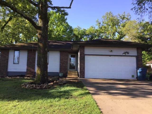 725 Parkview Dr, Hollister, MO 65672 (MLS #60190060) :: The Real Estate Riders