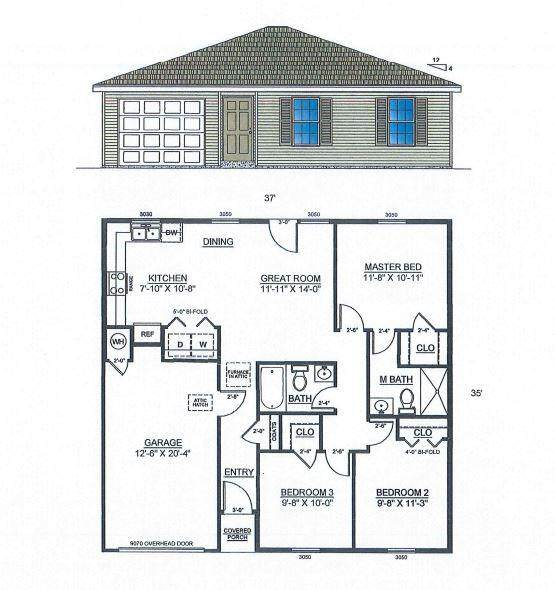170 Pin Oak Court, Hollister, MO 65672 (MLS #60193169) :: Lakeland Realty, Inc.