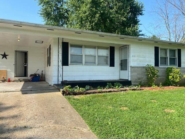 210 E Clouse Street, Mountain Grove, MO 65711 (MLS #60193264) :: Team Real Estate - Springfield