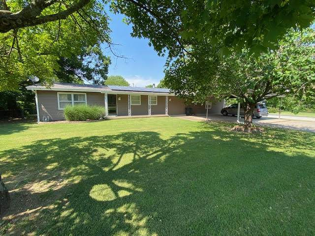 2335 W Morgan Heights Road, Carthage, MO 64836 (MLS #60193639) :: United Country Real Estate