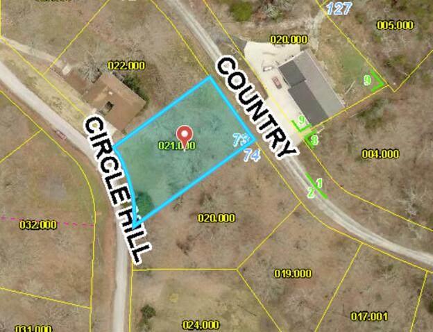 000 Wood Ridge Estates 2nd Lot 73, Blue Eye, MO 65611 (MLS #60194248) :: The Real Estate Riders