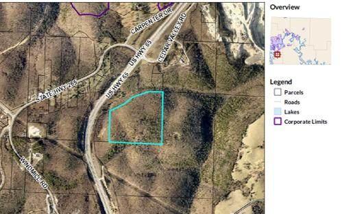 Tbd Us-65, Hollister, MO 65672 (MLS #60195843) :: Lakeland Realty, Inc.