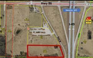Xxxx Inca Lane, Neosho, MO 64850 (MLS #60196450) :: Clay & Clay Real Estate Team