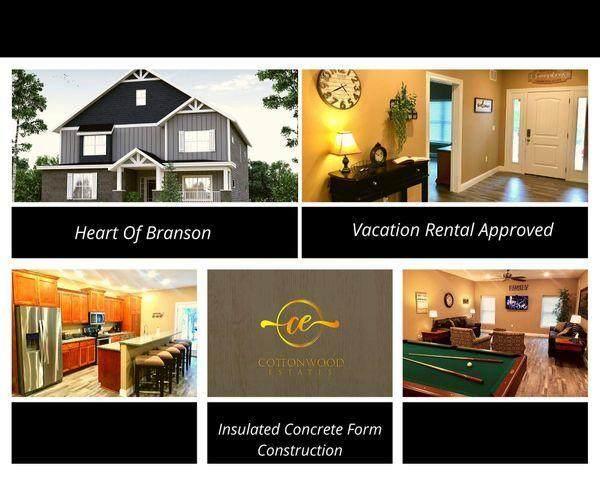 Tbd Cottonwood Circle, Branson, MO 65616 (MLS #60196977) :: Sue Carter Real Estate Group