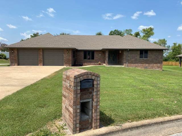 1303 Stonegate Drive, Mountain Grove, MO 65711 (MLS #60197549) :: Sue Carter Real Estate Group