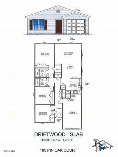 185 Pin Oak Ct Lot 18, Hollister, MO 65672 (MLS #60199981) :: Sue Carter Real Estate Group