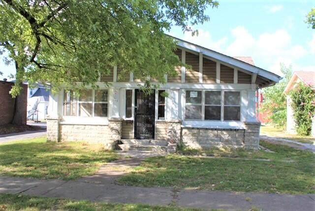 111 E Locust Street, Aurora, MO 65605 (MLS #60201003) :: Sue Carter Real Estate Group