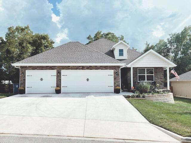 966 E Daisy Falls Drive, Nixa, MO 65714 (MLS #60201323) :: Tucker Real Estate Group | EXP Realty