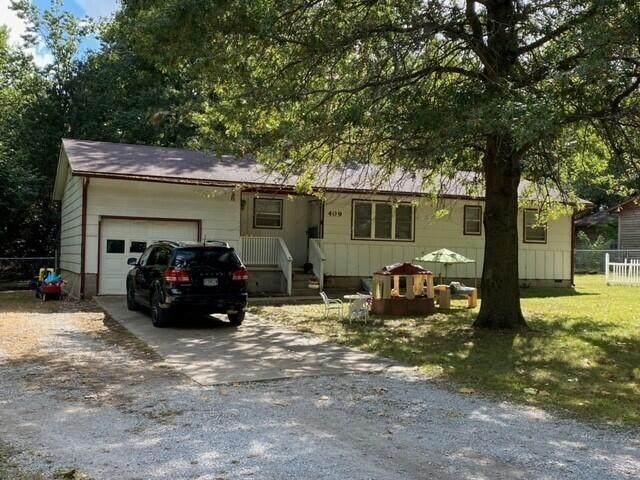 409 Zinc, Carterville, MO 64835 (MLS #60201427) :: Sue Carter Real Estate Group