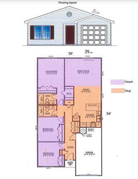 165 Pin Oak Ct, Lot 16, Hollister, MO 65672 (MLS #60201460) :: Team Real Estate - Springfield