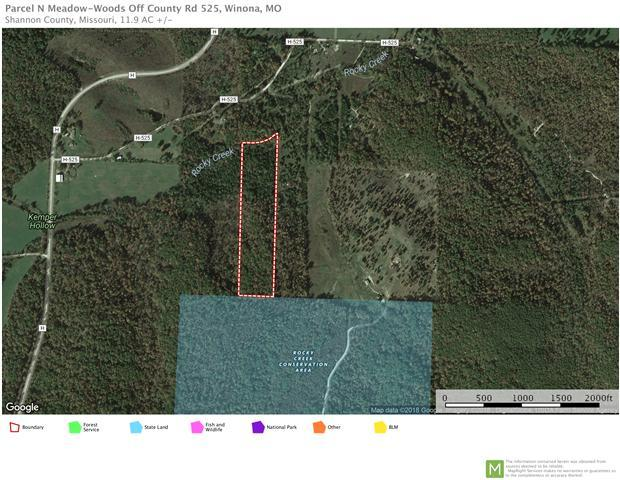 Tbd Parcel N Meadow-Woods Cr 525, Winona, MO 65588 (MLS #60110601) :: Good Life Realty of Missouri