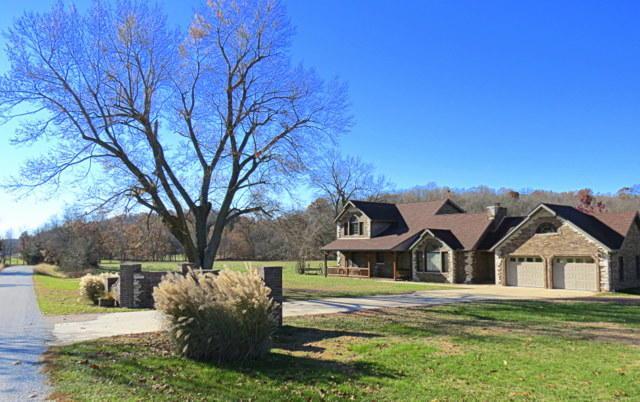 4295 Round House Road, Aurora, MO 65605 (MLS #60135743) :: Team Real Estate - Springfield