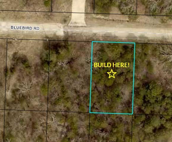 Lot 81 Bluebird Road, Merriam Woods, MO 65740 (MLS #60141088) :: Sue Carter Real Estate Group