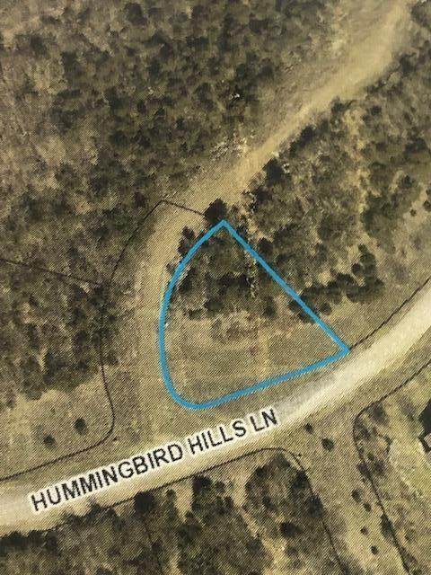 Lot 52 Hummingbird Hills Lane, Branson, MO 65616 (MLS #60175532) :: Clay & Clay Real Estate Team