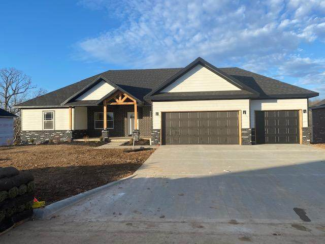 1501 E Hayloft Drive, Ozark, MO 65721 (MLS #60176761) :: Team Real Estate - Springfield