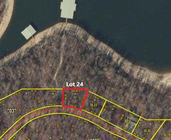 24 Windsor Bay Lane, Shell Knob, MO 65747 (MLS #60180338) :: Sue Carter Real Estate Group