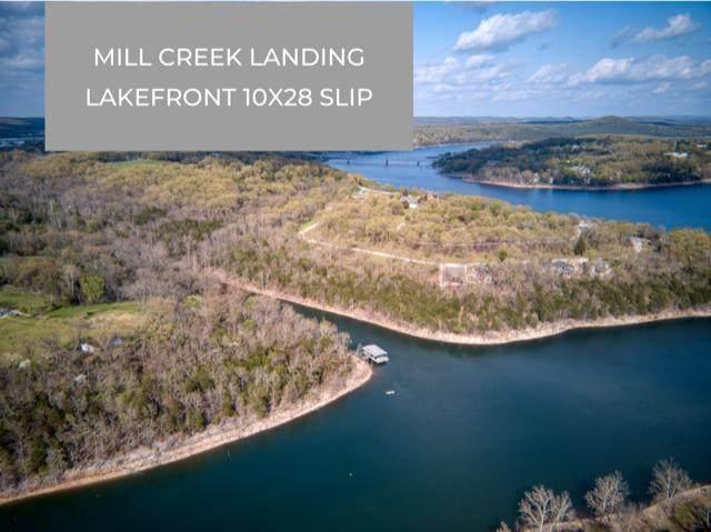 Lot 7 & 8 Mill Creek Landing, Shell Knob, MO 65747 (MLS #60150637) :: The Real Estate Riders