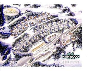 11 Palisades Drive #11, Kirkwood, CA 95646 (MLS #126298) :: Kirkwood Mountain Realty