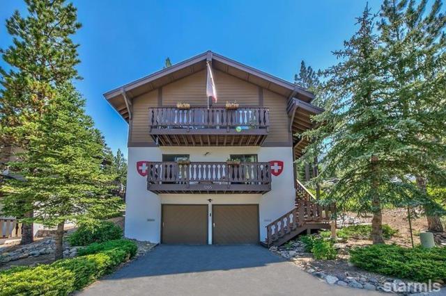 1265 Timber Lane, South Lake Tahoe, CA 96150 (MLS #127906) :: Sierra Sotheby's International Realty