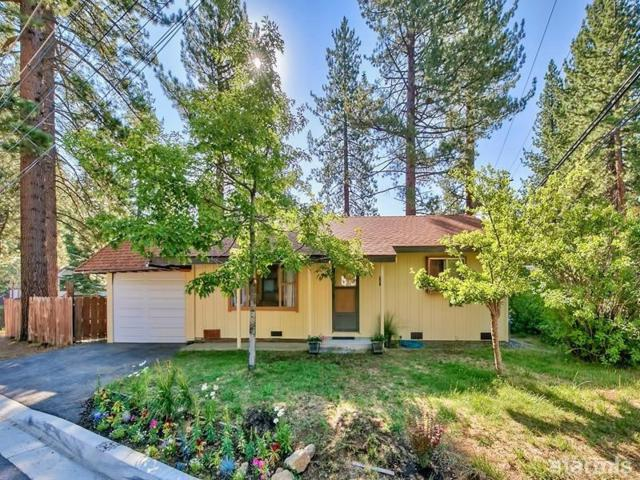 2674 Rose Avenue, South Lake Tahoe, CA 96150 (MLS #128025) :: Sierra Sotheby's International Realty