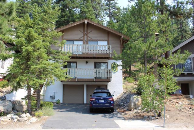 3322 Pine Hill Road, South Lake Tahoe, CA 96150 (MLS #128045) :: Sierra Sotheby's International Realty