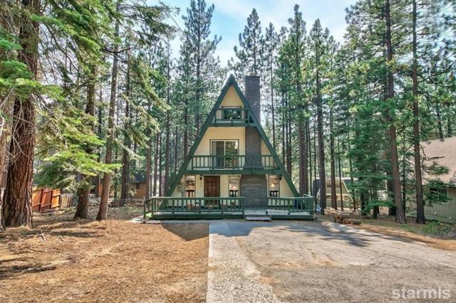 1491 Bonita Road, South Lake Tahoe, CA 96150 (MLS #128057) :: Sierra Sotheby's International Realty
