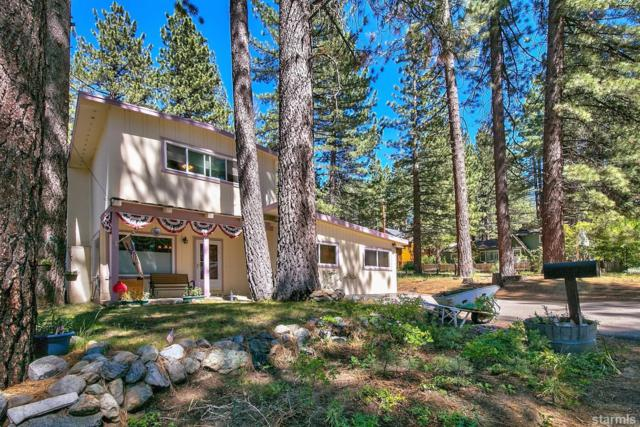 1225 Beecher Avenue, South Lake Tahoe, CA 96150 (MLS #128114) :: Sierra Sotheby's International Realty