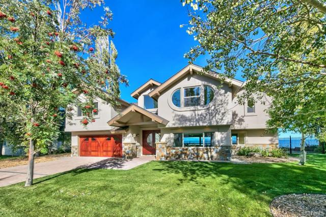 319 Beach Drive, South Lake Tahoe, CA 96150 (MLS #128334) :: Sierra Sotheby's International Realty