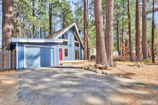 891 S Shore Drive, South Lake Tahoe, CA 96150 (MLS #128371) :: Sierra Sotheby's International Realty