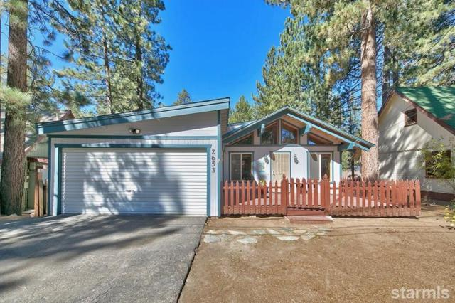 2653 Alma Avenue, South Lake Tahoe, CA 96150 (MLS #128391) :: Sierra Sotheby's International Realty