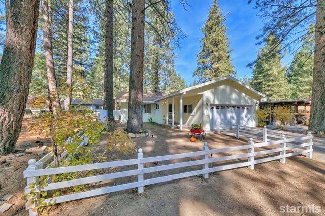 2489 Fountain Avenue, South Lake Tahoe, CA 96150 (MLS #128397) :: Sierra Sotheby's International Realty