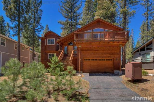 1498 Zapotec Drive, South Lake Tahoe, CA 96150 (MLS #128404) :: Sierra Sotheby's International Realty