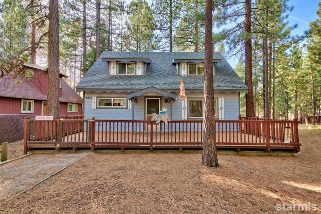 3837 Figueroa Lane, South Lake Tahoe, CA 96150 (MLS #128405) :: Sierra Sotheby's International Realty