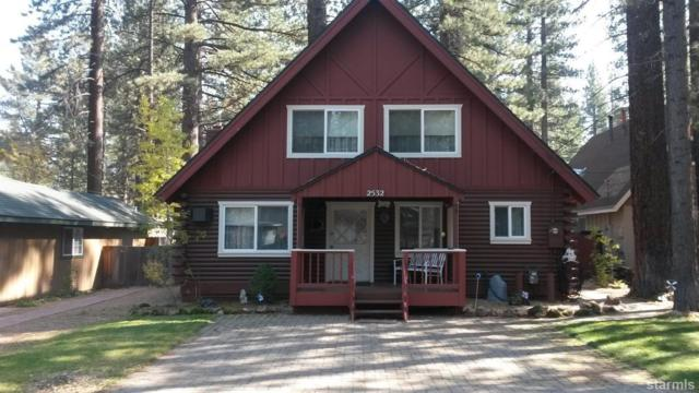 2532 Fountain Avenue, South Lake Tahoe, CA 96150 (MLS #128410) :: Sierra Sotheby's International Realty