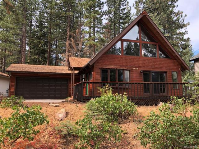 1037 Golden Bear Trail, South Lake Tahoe, CA 96150 (MLS #128412) :: Sierra Sotheby's International Realty
