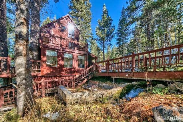 3781 Grass Lake Road, South Lake Tahoe, CA 96150 (MLS #128464) :: Sierra Sotheby's International Realty