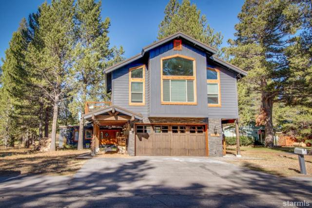 1187 Country Club Drive, South Lake Tahoe, CA 96150 (MLS #128516) :: Sierra Sotheby's International Realty