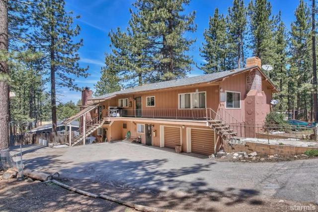3739 Ruby Way, South Lake Tahoe, CA 96150 (MLS #128523) :: Sierra Sotheby's International Realty