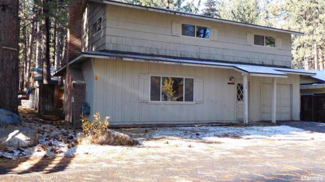 1106 Charles Avenue, South Lake Tahoe, CA 96150 (MLS #128528) :: Sierra Sotheby's International Realty