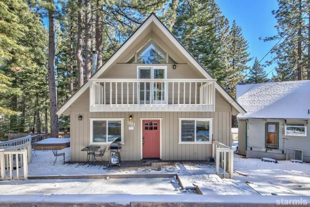 1881 Brule Street, South Lake Tahoe, CA 96150 (MLS #128544) :: Sierra Sotheby's International Realty