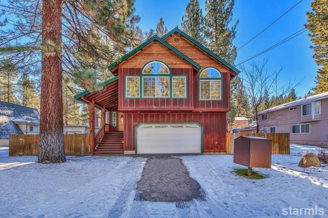 1126 Lone Indian Trail, South Lake Tahoe, CA 96150 (MLS #128555) :: Sierra Sotheby's International Realty