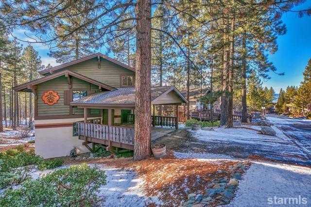1282 Timber Lane, South Lake Tahoe, CA 96150 (MLS #128556) :: Sierra Sotheby's International Realty