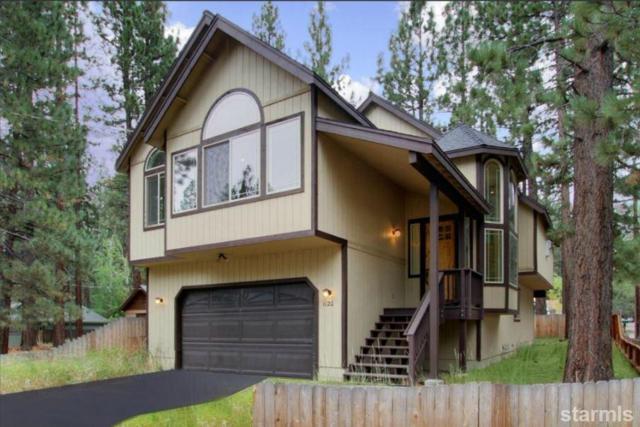 1120 Charles Avenue, South Lake Tahoe, CA 96150 (MLS #128559) :: Sierra Sotheby's International Realty