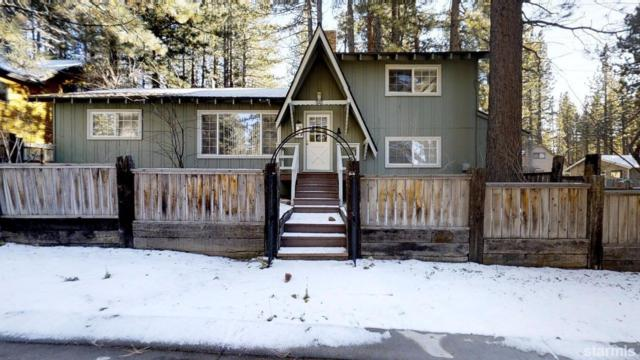 2450 Pinter Avenue, South Lake Tahoe, CA 96150 (MLS #128564) :: Sierra Sotheby's International Realty
